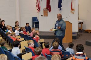 Kwame Alexander Asking Questions
