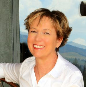 Author and presenter Janet Fox
