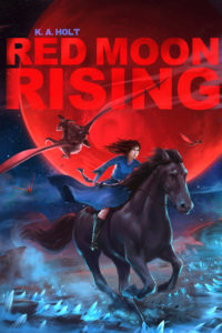 Red Moon Rising bookcover