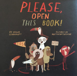 Please Open This Book!