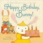 HAPPY BIRTHDAY BUNNY cover