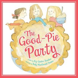THE GOOD-PIE PARTY cover