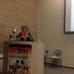 Erzsi Deak at SCBWI Memphis in January 2017