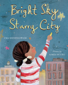 Bright Sky Starry City