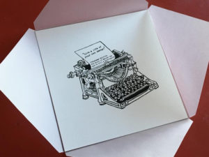Harper Lee's typewriter by Curious City