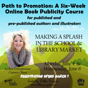 Carmen Oliver - Path to Promotion